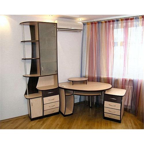 Стол компьютерный закругленный - столы, заказать или купить .