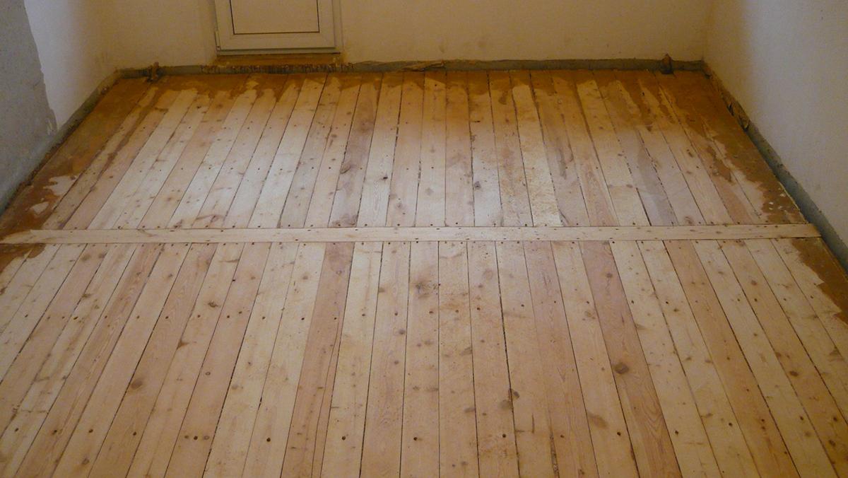 Как сделать ремонт деревянного пола 35