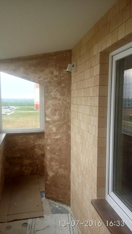 Нанесение декоративной штукатурки на балкон: от 14,00 руб. -.