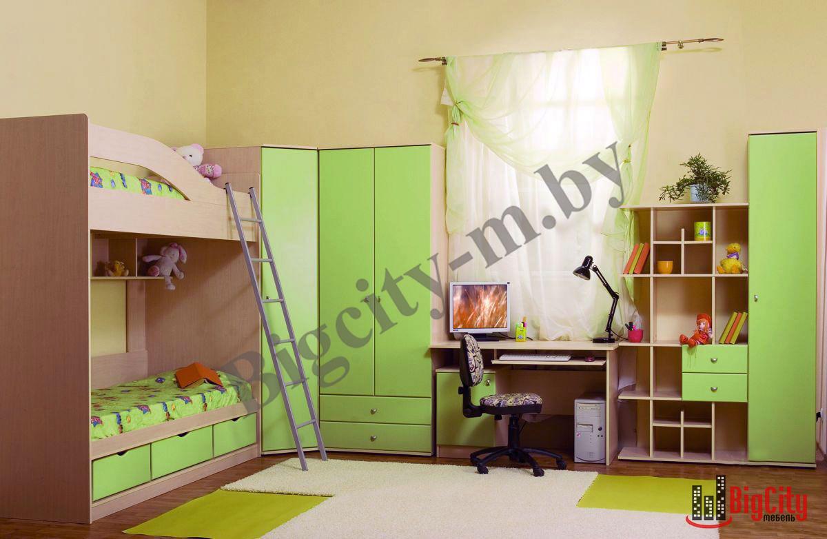 Детские комнаты под заказ в минске и минском районе, вид опе.